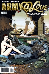 0003 225 200x300 Army At Love  The Art Of War [DC Vertigo] V1
