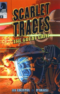 0003 2399 194x300 Scarlet Traces  The Great Game [Dark Horse] Mini 1