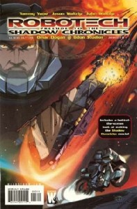 0003 2425 197x300 Robotech  Prelude To The Shadow Chronicles [Wildstorm] V1