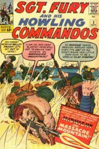0003 2492 199x300 Sgt Fury And His Howling Commandos [Marvel] V1