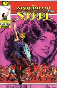 0003 2554 194x300 Sisterhood Of Steel, The [Marvel Epic] V1