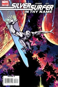 0003 2558 202x300 Silver Surfer  In Thy Name [Marvel] Mini 1