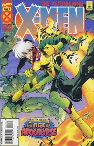 0003 257 194x300 Astonishing X Men [Marvel] Mini 1