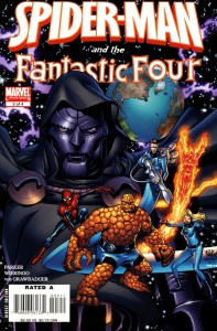 0003 2647 197x300 Spider Man  And The Fantastic Four [Marvel] Mini 1