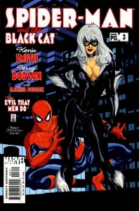 0003 2674 198x300 Spider Man  And The Black Cat  The Evil That Men Do [Marvel] Mini 1