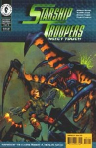 0003 2734 194x300 Starship Troopers  Insect Touch [Dark Horse] Mini 1