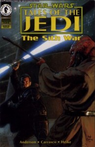 0003 2745 194x300 Star Wars  Tales Of The Jedi  The Sith War [Dark Horse] Mini 1