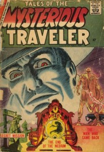 0003 2904 205x300 Tales Of The Mysterious Traveler [Charlton] V1