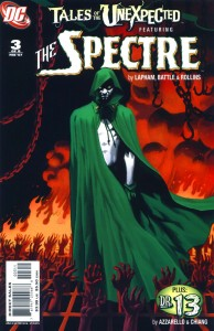0003 2911 194x300 Tales Of The Unexpected  Featuring The Spectre [DC] Mini 1