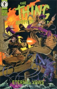 0003 2985 194x300 Thing From Another World  Eternal Vows [Dark Horse] Mini 1