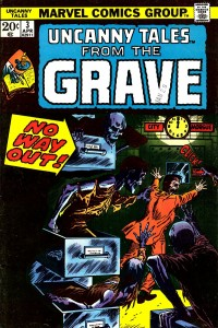 0003 3134 200x300 Uncanny Tales From The Grave [Marvel] V1