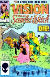 0003 3180 194x300 Vison and Scarlet Witch [Marvel] Mini 1