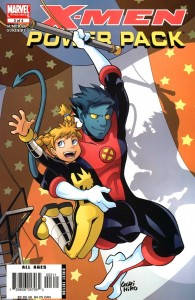 0003 3389 195x300 X Men  And Power Pack [Marvel] OS1