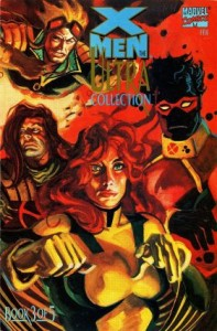 0003 3421 197x300 X Men  The Ultimate Collection [Marvel] Mini 1