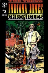 0003 3450 196x300 Young Indiana Jones, The   Chronicles [Dark Horse] V1