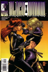 0003 451 201x300 Black Widow [Marvel Knights] Mini 1