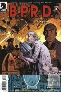 0003 459 200x300 Bprd  The Dead [Dark Horse] Mini 1