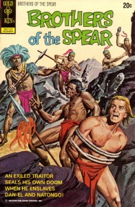 0003 507 196x300 Brothers Of The Spear [Gold Key] V1