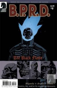 0003 509 196x300 Bprd  The Black Flame [Dark Horse] Mini 1
