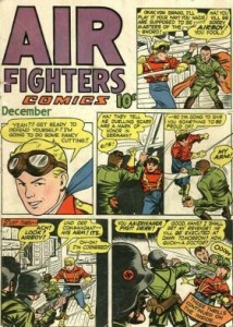 0003 52 214x300 Air Fighters Comics [UNKNOWN] V2