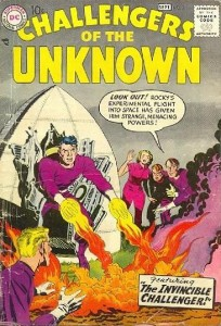 0003 535 204x300 Challengers Of The Unknown [DC] V1
