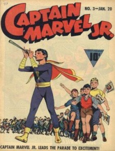 0003 593 230x300 Captain Marvel Jr [Fawcett] V1