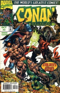 0003 649 196x300 Conan  The Barbarian [Marvel] V2