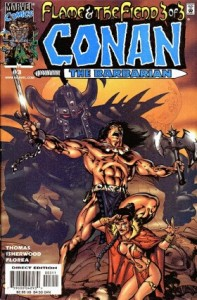 0003 653 197x300 Conan  Flame and the Fiend [Marvel] Mini 1