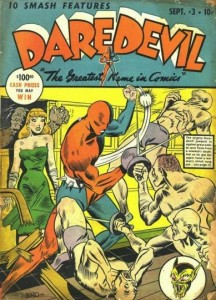 0003 800 216x300 Daredevil Comics [Comic House] V1