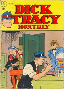 0003 876 216x300 Dick Tracy  Monthy [Dell] V1