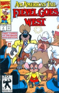 0003 89 192x300 American Tail, An  Fievel Goes West [Marvel] Mini 1