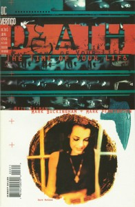 0003 901 196x300 Death  The Time Of Your Life [DC Vertigo] Mini 1