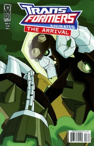 0003a 224 193x300 Transformers: Animated: The Arrival