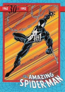 0003a 5 214x300 Amazing Spider Man 30th Anniversary 1992 [Marvel  Impel] Card Set