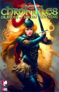 0003a 57 193x300 Dragonlance Chronicles  Dragons Of Spring Dawning [DDP] Mini 1