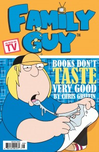 0003a 75 195x300 Family Guy  Books Dont Taste Very Good [DDP] OS1