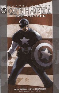 0003b 28 192x300 Captain America  The Chosen [Marvel] Mini 1