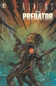 0004 103 195x300 Alien Vs Predator [Dark Horse] Mini 1