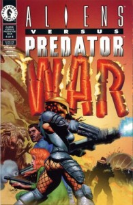 0004 115 195x300 Aliens Vs Predator  War [Dark Horse] Mini 1
