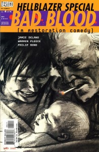 0004 1188 196x300 Hellblazer  Special  Bad Blood  A Restoration Comedy [DC Vertigo] Mini 1