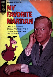 0004 1598 206x300 My Favorite Martian [Gold Key] V1