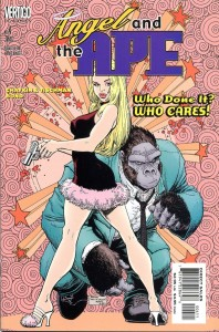 0004 169 198x300 Angel And the Ape [DC Vertigo] Mini 1