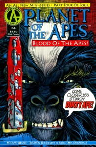 0004 1813 196x300 Planet Of The Apes  Blood Of The Apes [Adventure] Mini 1