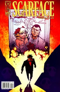 0004 1977 196x300 Scarface  Scarred For Life [IDW] Mini 1