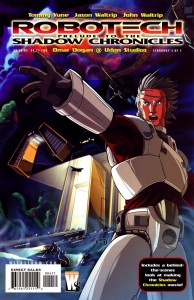 0004 2012 194x300 Robotech  Prelude To The Shadow Chronicles [Wildstorm] V1