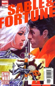 0004 2021 194x300 Sable And Fortune [Marvel] Mini 1
