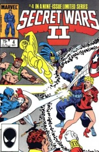 0004 2067 197x300 Secret Wars 2 [Marvel] Mini 1