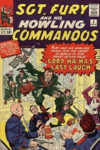0004 2069 200x300 Sgt Fury And His Howling Commandos [Marvel] V1