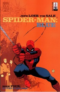 0004 2207 198x300 Spider Man  Blue [Marvel] Mini 1