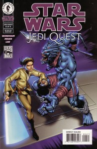 0004 2264 195x300 Star Wars  Jedi Quest [Dark Horse] Mini 1